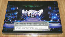 SHIN HYE SUNG 2012-2013 CONCERT THE YEAR'S JOURNEY 1ST LIVE 2 CD + POSTER NEW