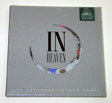 JYJ - In Heaven (Vol. 1) [BLUE Version] CD+Photo Booklet K-POP KPOP