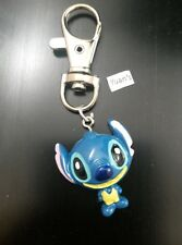 A Disney Stitch Charm ( 27x27mm ) Keyring, Key Chain Handbag, Bag Charm Zip Pull