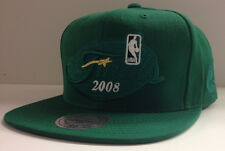 Boston Celtics Mitchell & Ness Snapback Hat Cap 2008 NBA Finals Champions