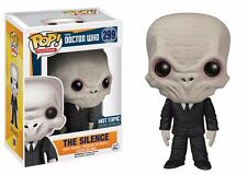 Funko Pop! TV Doctor Who - The Silence Vinyl Action Figure