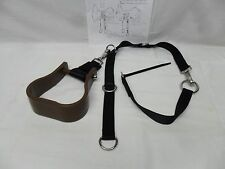 NEW (Pat.Pend.) Unique Adjustable Mounting Aid Stirrup Equestrian Accessory
