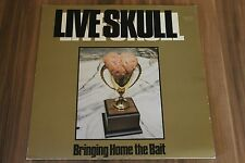 Live Skull - Bringing Home The Bait (1985) (LP) (Homestead Records ‎– HMS022)