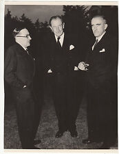 WW2 USA army photograph ANZAC DAY General Robertson BCOF chief Japan reception