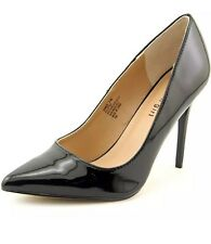 Madden Girl Women's Ohnice Dress Pumps Black Patent Leather Size 8M New In Box