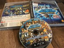 All-Stars Battle Royale (Sony PS3, 2012) Used Free US Shipping