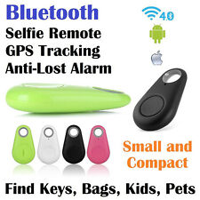 Smart Verde Bluetooth Benzina Bambino Portafoglio Chiave Bambino Bag