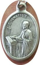 Saint St. Ignatius (of Loyola) Medal + Jesuits, soldiers + NS
