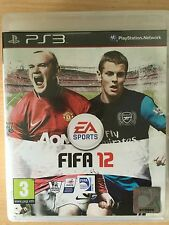 FIFA Soccer 12 2012 PER SONY PLAYSTATION 3 ~ PS3 SUPERBA CALCIO FOOTBA / L GIOCO
