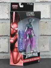 """BEETLE Amazing Spider Man 2 Marvel Legends 6"""" Action Figure BAF ABSORBING MAN"""