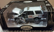 White Plains Fire Dept New York 2006 Ford Expedition MIB