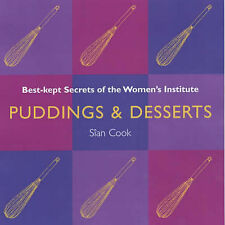 Sian Cook Puddings and Desserts: Best Kept Secrets of the Women's Institute Book