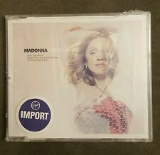 GERMANY IMPORT CD • MADONNA AMERICAN PIE  • W519CD3 • SEALED