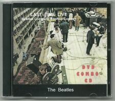 Beatles Complete Rooftop Concert CD/DVD combo Get Back
