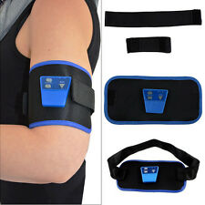 New Body Electronic Massage Belt Adjustable Muscle Slim Arm Leg Waist Fat Burn