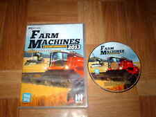 FARM MACHINES...championships 2013... jeu complet...sur PC