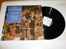 Sir MALCOLM SARGENT - An evening at the Proms - 1959 7-track vinyl LP