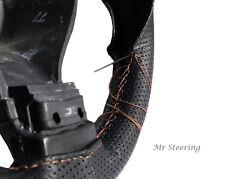 Pour chevrolet bel air volant en cuir perforé couvrir nn. 61-64 beige Stitch