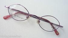 Danish Design Kinderbrille Metallfassung mit Sonnenclip GR:M frame federleicht