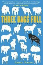 Three Bags Full: A Sheep Detective Story-ExLibrary