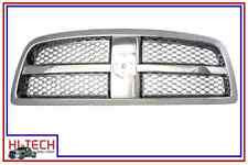 NEW 09 10 11 12 DODGE RAM 1500 PICKUP TRUCK ALL CHROME GRILLE 55372059AB