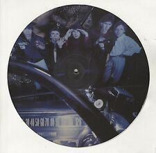 The Cars Since You're Gone , Best Friends Girl , Let's Go Picture Disc Uk 12