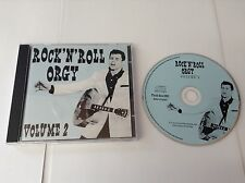 Rock 'N Roll Orgy!, Vol. 2 2000 BILLY PRAGER D WADE J AMELIO ETC 20 RARE TRKS CD