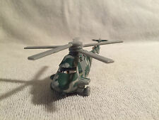 Disney Cars Toon Captain Munier Helicopter