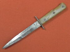 German Germany WW2 Marked Boot Fighting Knife
