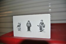 DEPT 56 The Toy Peddler  Set of 3  NIB  56162