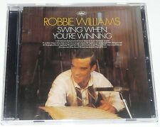 Robbie Williams: Swing When You're Winning - (2001) CD Album