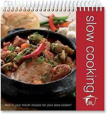 Slow Cooking: Flipover Cook Book (Cookbooks) Very Good Book