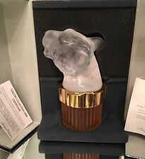 Lalique Annual Ltd Perfume Panther 2004 Full Size  & Numbered