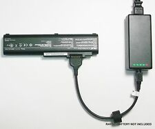 External Laptop Battery Charger for ASUS N50 N50VC N50VN, A32-N50, 90-NQY1B1000Y