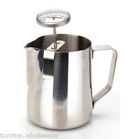Craft Stainless Steel Kitchen Espresso Coffee Milk Froth Frothing Thermometer
