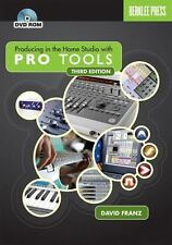 Producing in the Home Studio with Pro Tools: BookDVD Pack