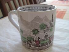 Mottahedeh Pottery Repro of an English 19th Century Pottery Child's Mug