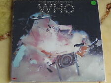 """DOPPEL-LP """" THE WHO - THE STORY OF """""""