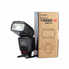 YONGNUO 2.4GHZ Flash Unit Speedlite YN-560IV for Canon Nikon Pentax Panasonic