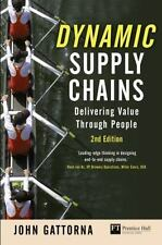 Dynamic Supply Chains: Delivering value through people 2nd Edition Financial