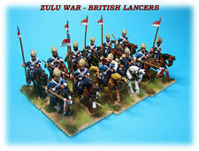 Zulu War 1879 - British Lancers x 3