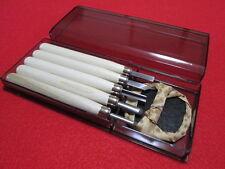 GINCHO (Yakumo) Engraving Craft tool Japanese wood chisel set Made in Japan