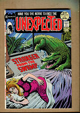 The Unexpected #136 - Stranger from the Swamp - 1972 (Grade 8.0)WH