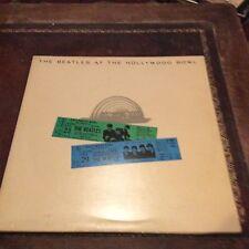 The Beatles at the Hollywood Bowl LP SMAS11638 1977