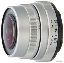 Pentax-03 Fish-eye for Pentax Q Mount From Japan F/S