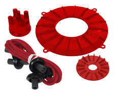 Air Cooled VW Engine Trim Kit Red 4 Pieces