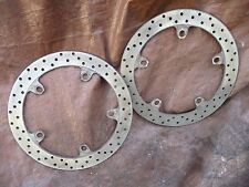 Front brake rotors R1150RT BMW 02 03 04 05 ( may fit r1100rt ) #H18