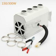 Travel 12V 150W/300W Car Van Heater Heating Warmer Fan Window Defroster Demister