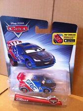 DISNEY CARS DIECAST - Raoul Caroule - Carbon Racers - New - Combined Postage