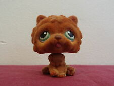 FIGURINE LITTLEST PETSHOP PET SHOP LPS * CHIEN CHOW CHOW * [ Hasbro ] 332